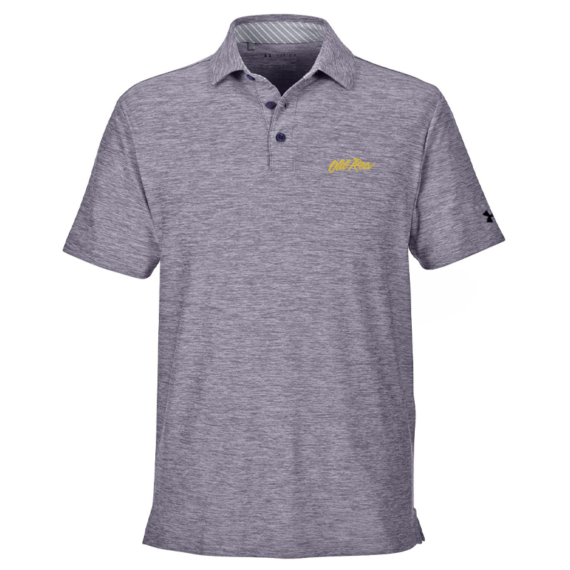 Old Row Under Armour Heather Polo