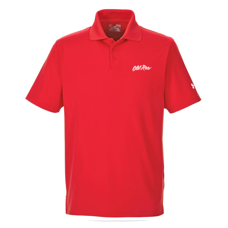 Old Row Under Armour Solid Polo
