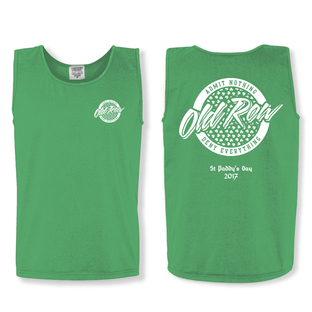 St. Paddy's Day 2017 Tank Top
