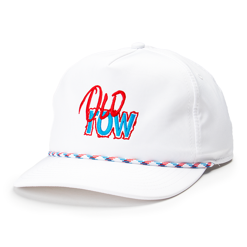 Old Row 90s Lager Premium Rope Hat