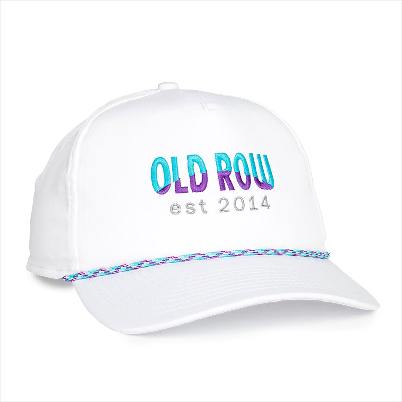 Old Row Premium Summer Rope Hat
