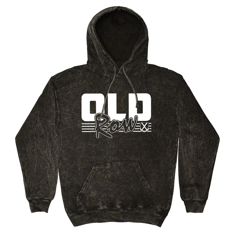 Old Row Retro Mineral Wash Hoodie