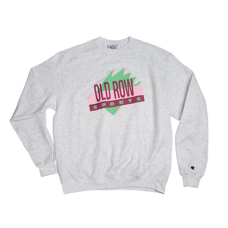 Old Row Sports Crewneck Sweatshirt