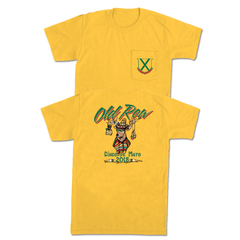 Cinco De Mayo Party Buck 2018 Pocket Tee