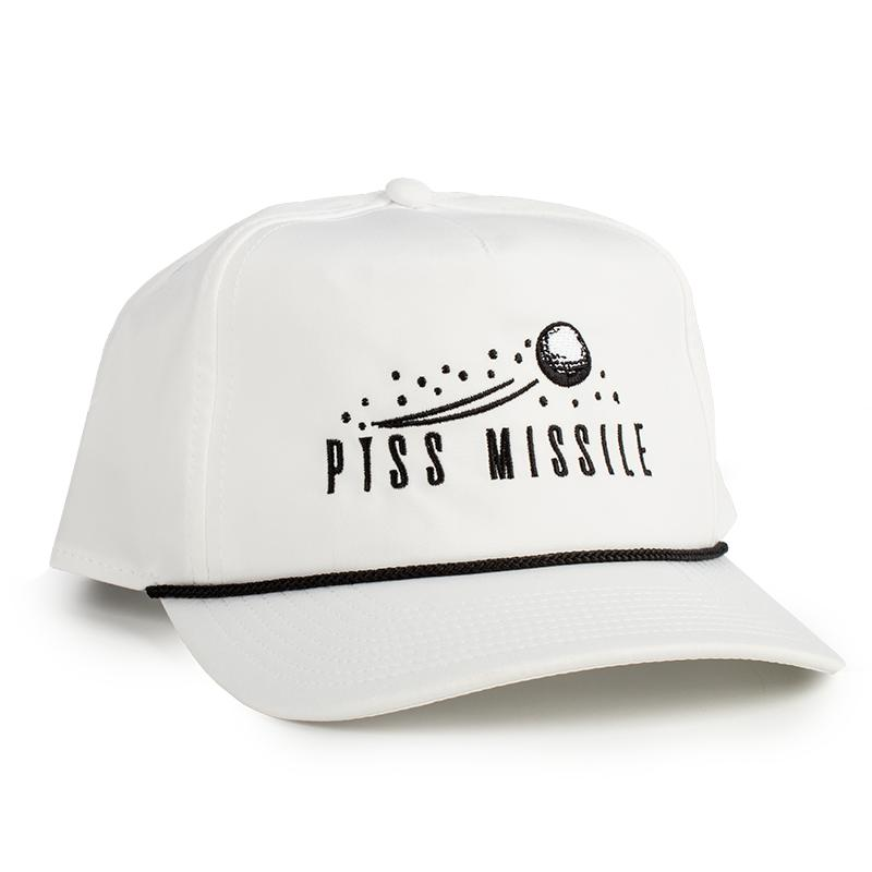 Piss Missile Rope Hat