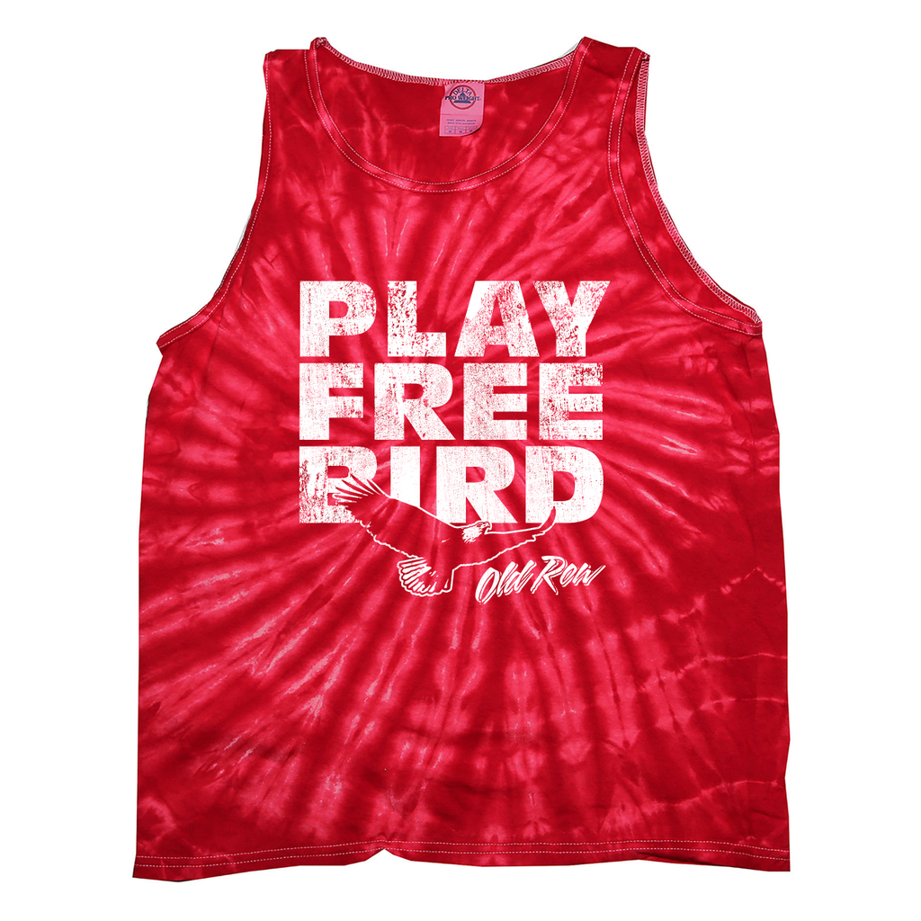 Play Free Bird Tank Top