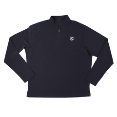 Old Row Alumni Quarter Zip Pullover (Navy)