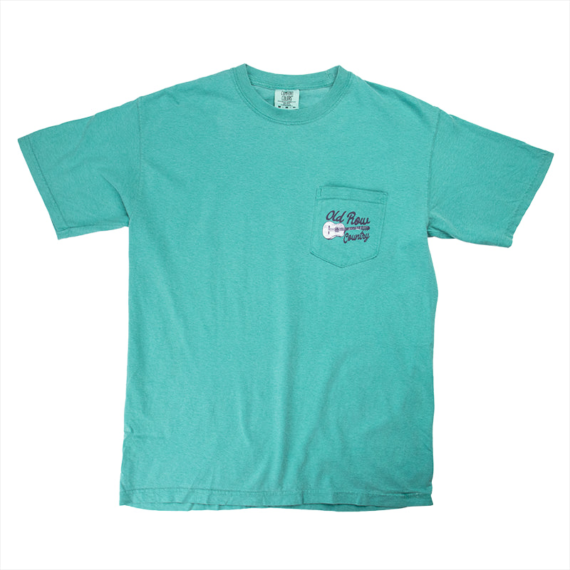 The Hank Pocket Tee