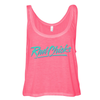 Rad Chicks Flowy Boxy Tank