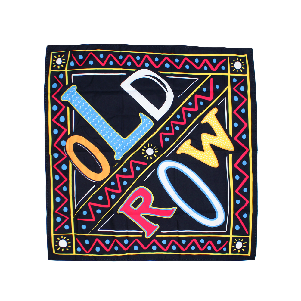 Old Row Retro Bandana