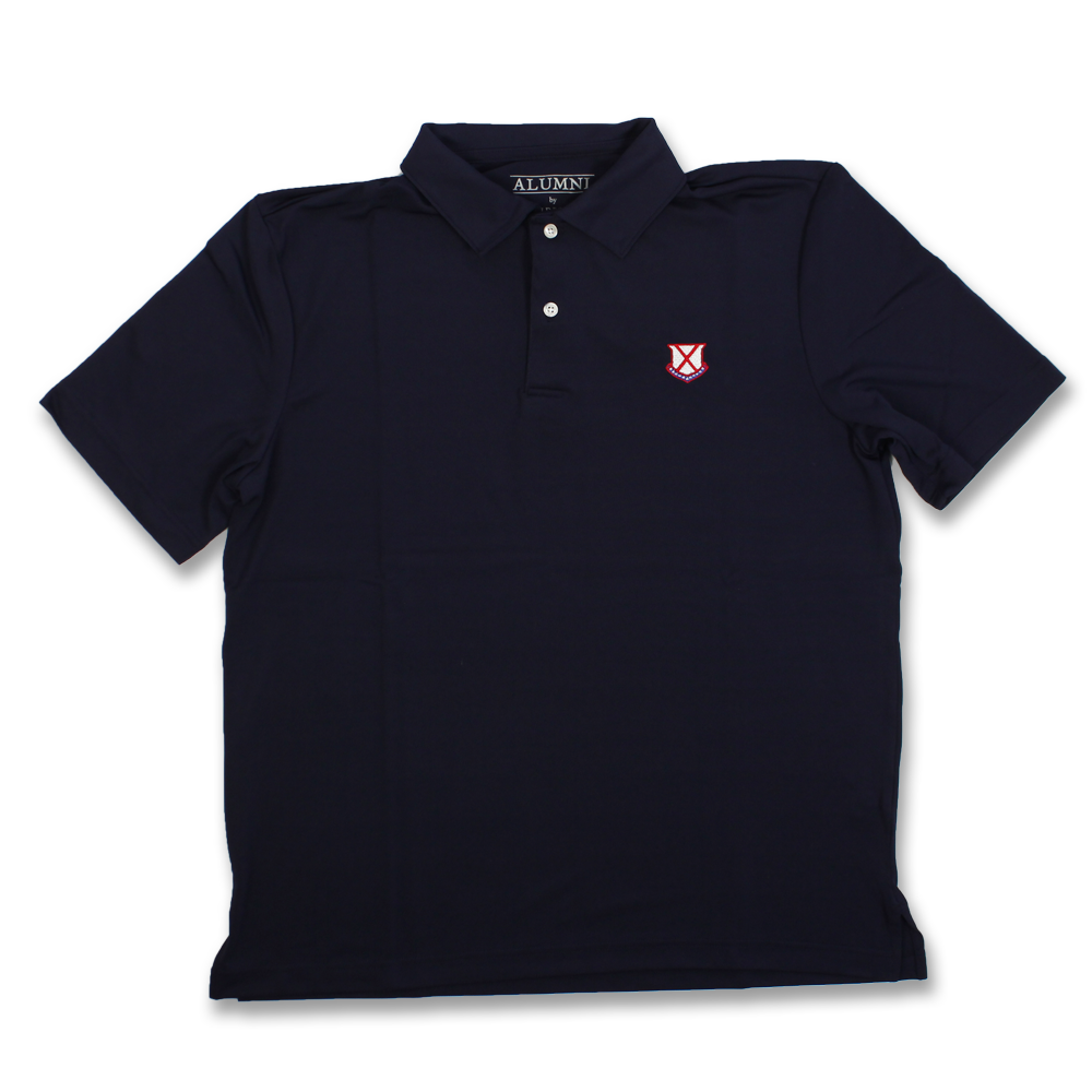 Alumni Solid Polo Shirt