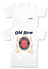 Old Row Retro Can Pocket Tee