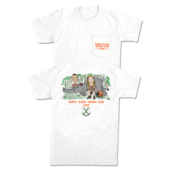 Santa Clara Safari Club Pocket Tee