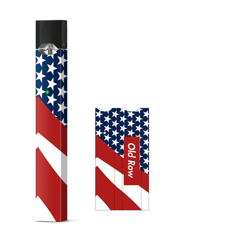 Old Row Stars & Stripes Skin for Juul