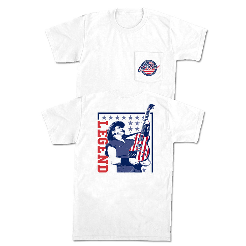 The Motor City Mad Man Pocket Tee