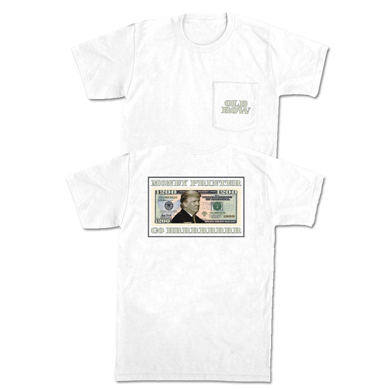 Trump Bucks Pocket Tee