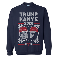 Keep America Great Tacky Sweater
