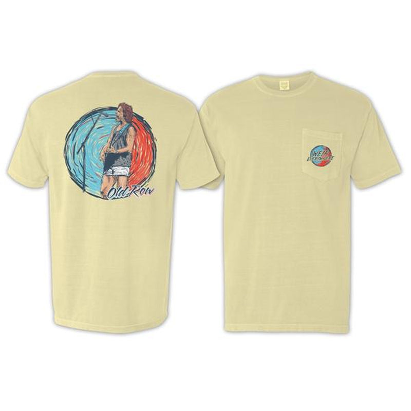 Weir Everywhere Pocket Tee