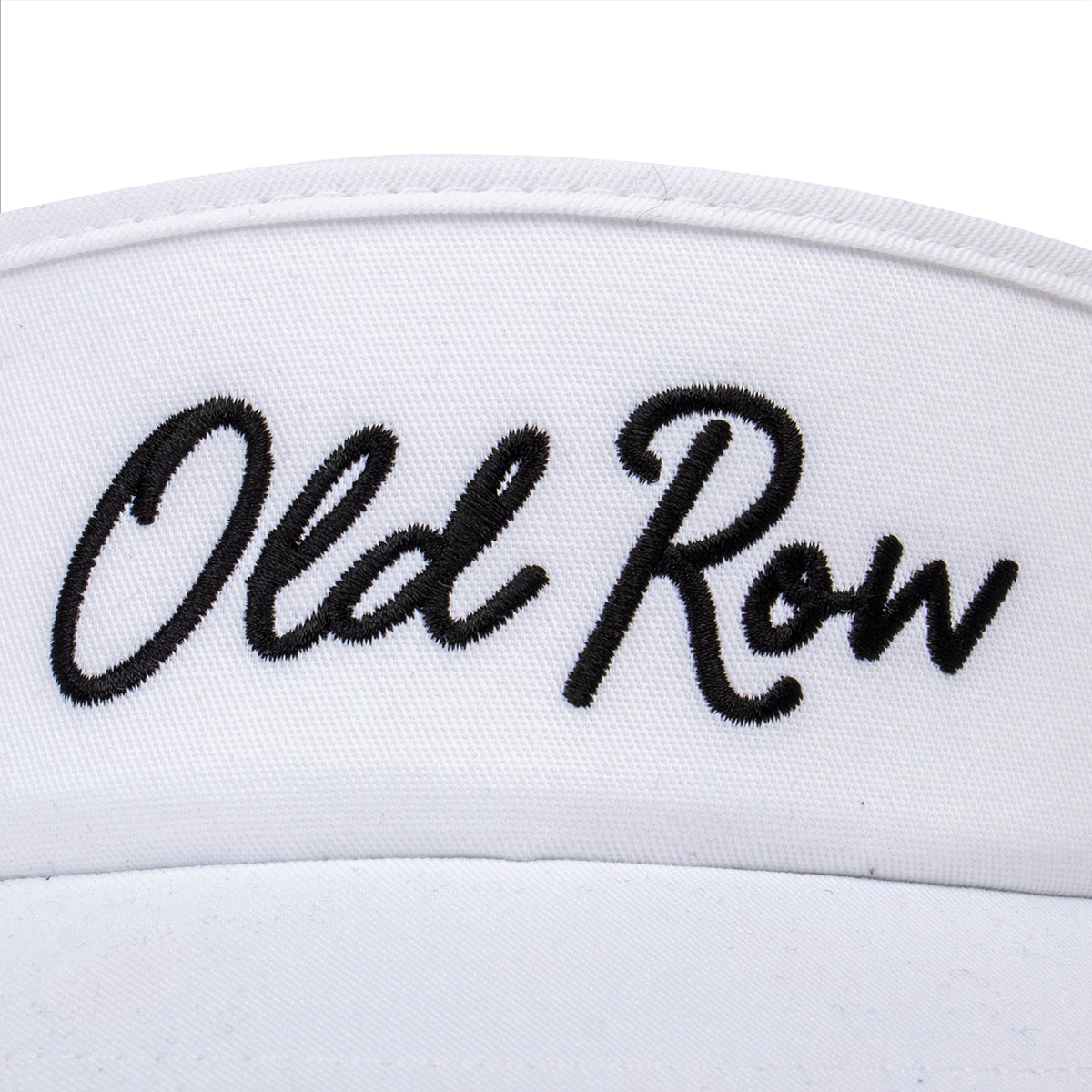 Old Row Script Tour Visor