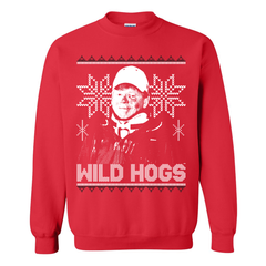Wild Hogs Tacky Sweater