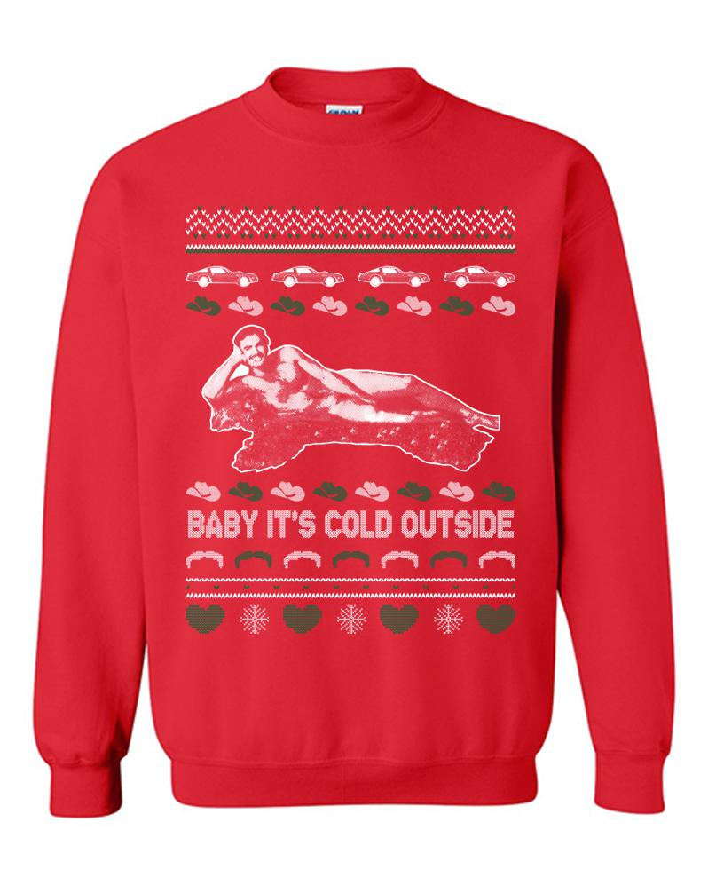 Cold Outside Tacky Sweater