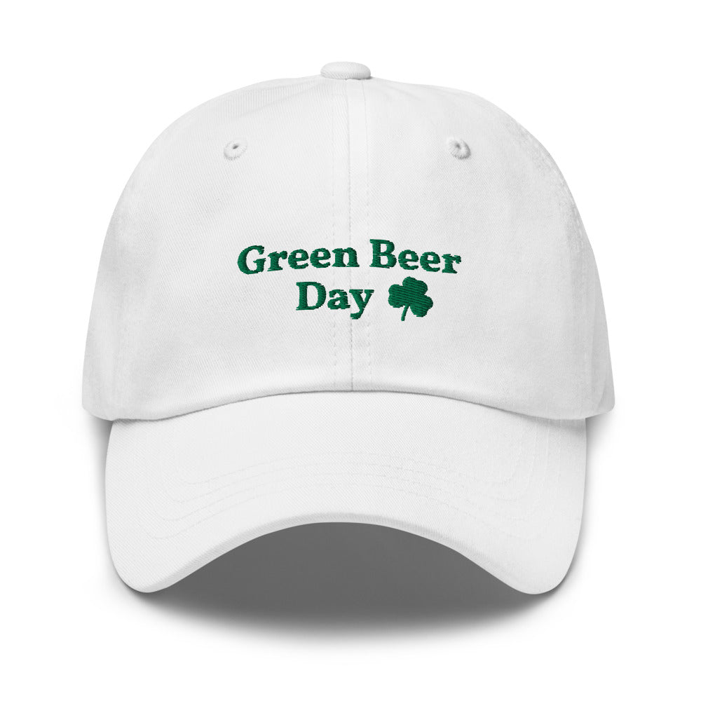 Green Beer Day Dad Hat