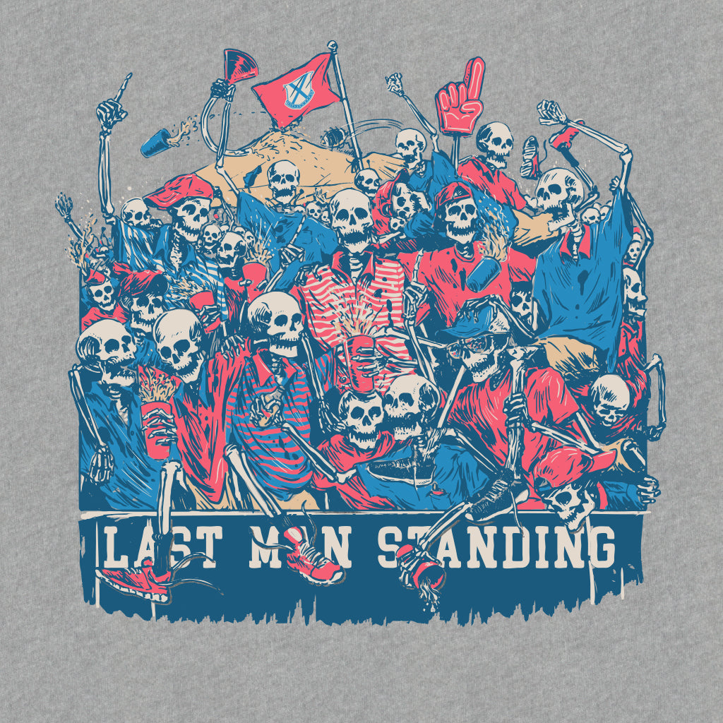 Last Man Standing V2 Long Sleeve Pocket Tee