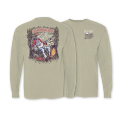 The Mountain Weekend Long Sleeve T-Shirt