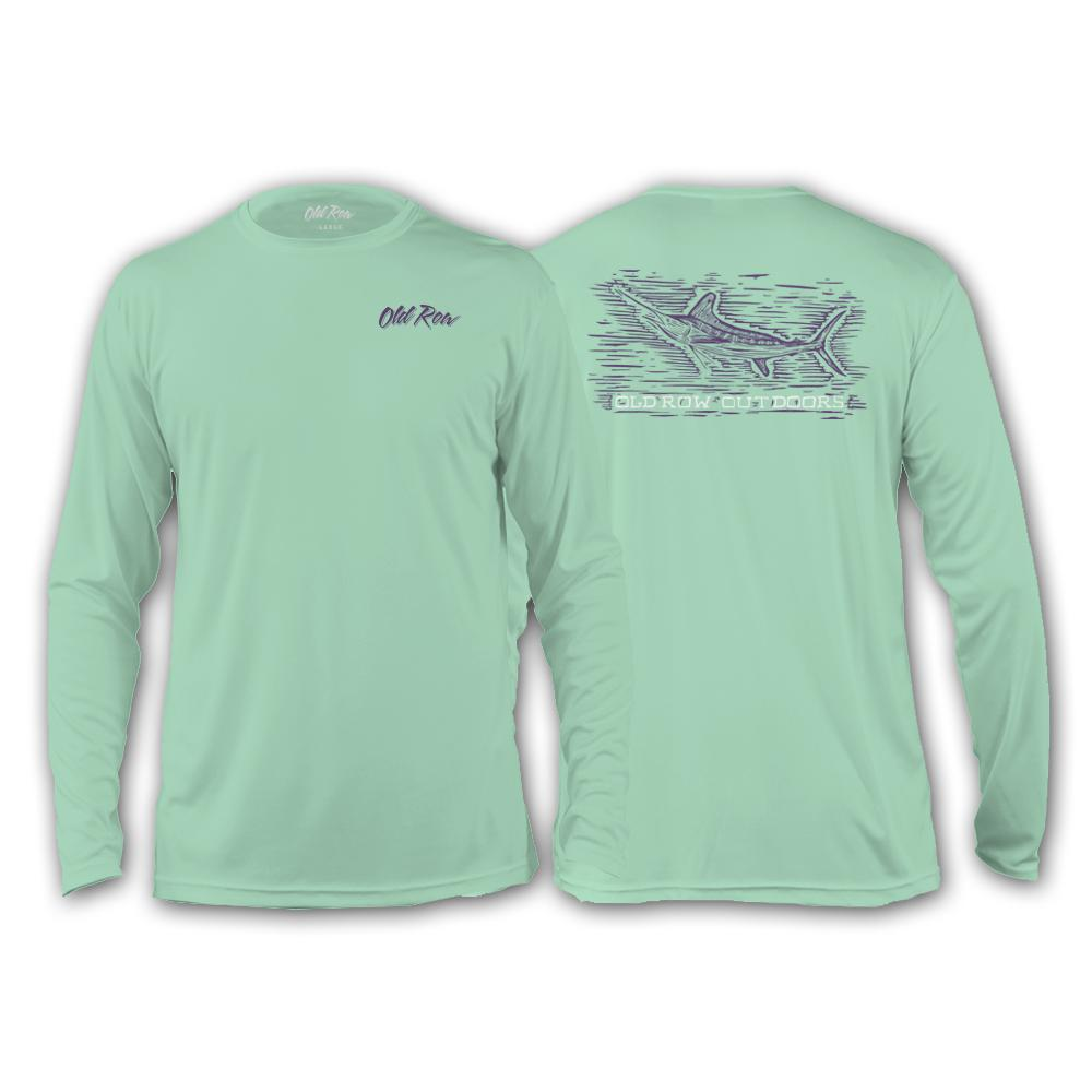 Old Row Outdoors Marlin Sun Shirt