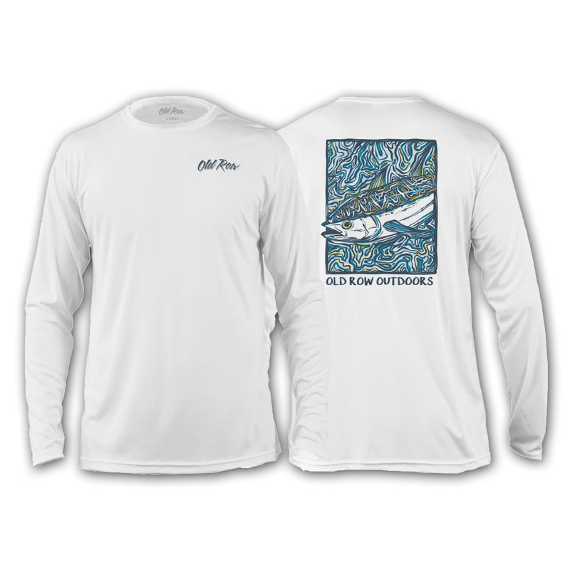 Old Row Outdoors Tuna Sun Shirt