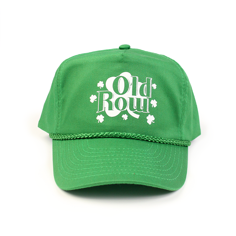 Shamrock Rope Hat