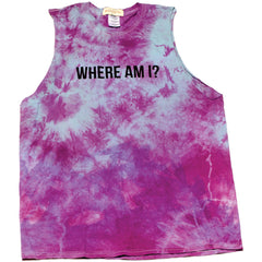 WHERE AM I? // TANK TOP