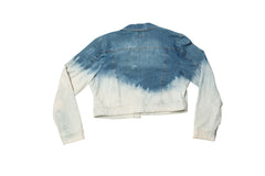 DAY DREAM // SMALL CROPPED DENIM JACKET