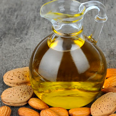 Almond Oil Bottle 4oz