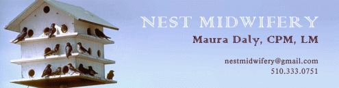 Nest Midwifery - Maura Daly Birth Kit