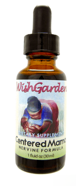 Wish Garden Centered Mama Tincture