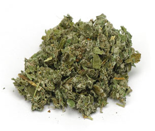 Organic Red Raspberry Leaf 4oz.