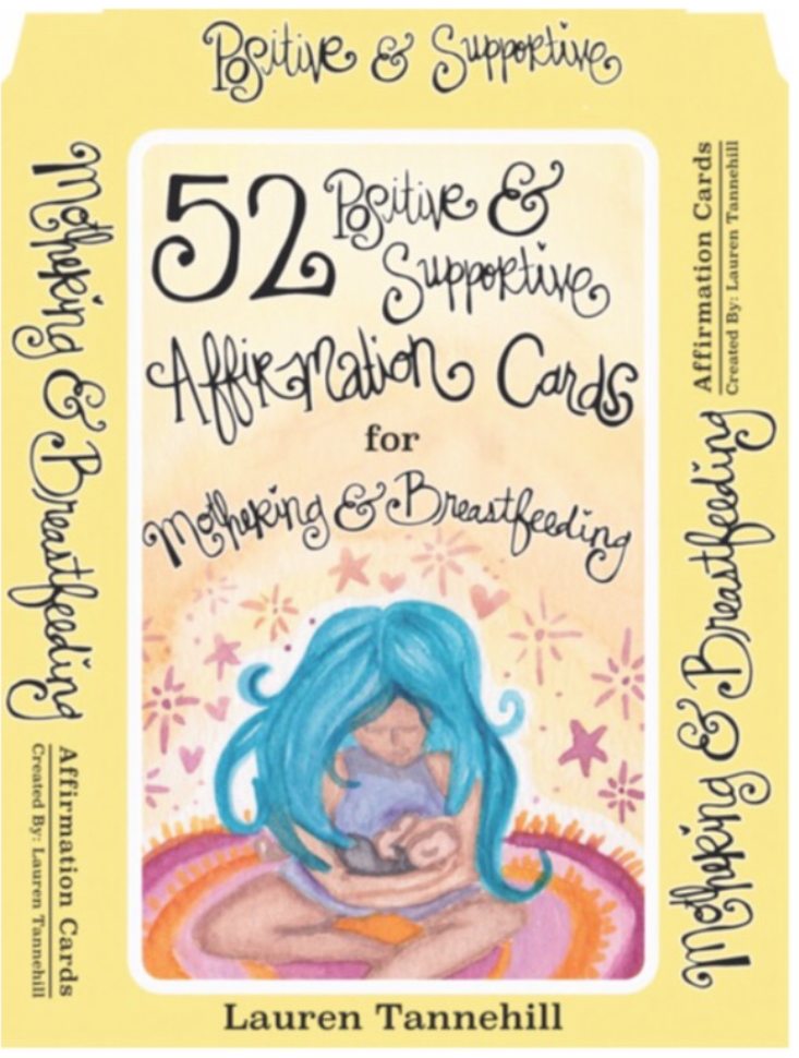 Mothering & Breastfeeding Affirmation Cards