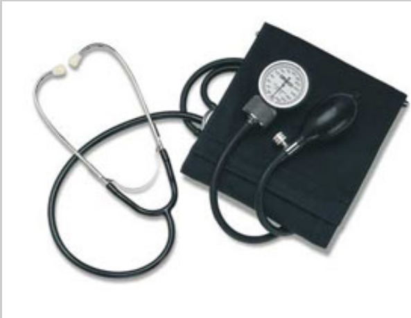 Moore Medical Blood Pressure Cuff -with Stethoscope