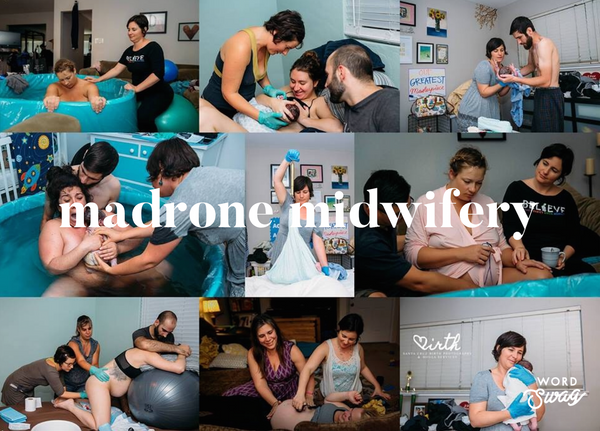 Madrone Midwifery- Mireille Cervelli, LM