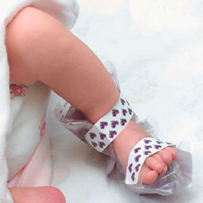 Infant Heel Test Kit for Newborn Screening