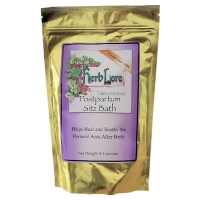 Herb Lore Postpartum Sitz Bath
