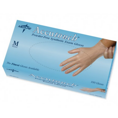 Gloves - Accutouch Synthetic Exam, Non Sterile