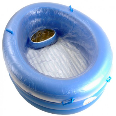 Birth Pool In A Box Mini Tub - Professional Grade