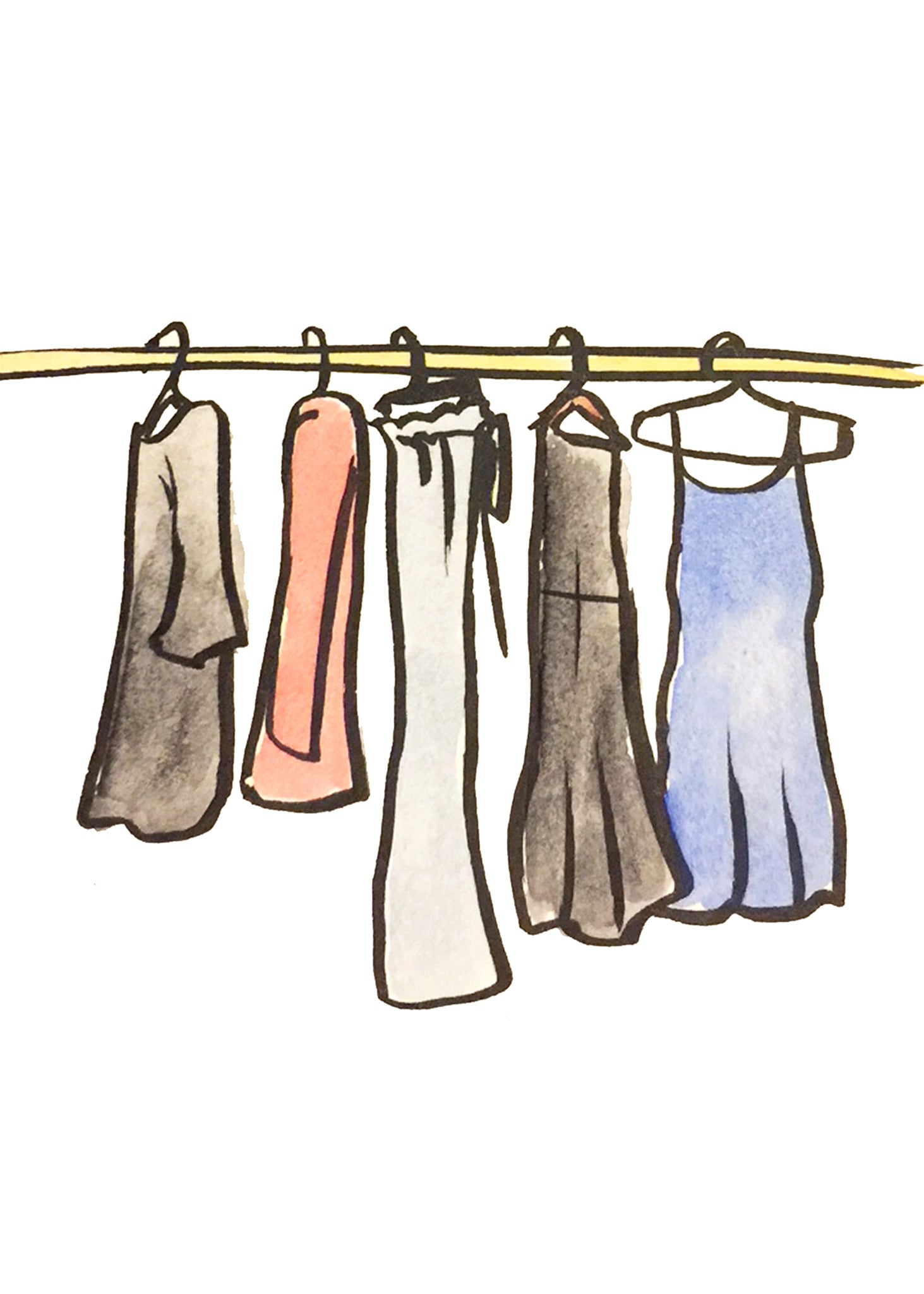 Sustainability Starts in Your Closet: Slow Fashion and Capsule Dressing