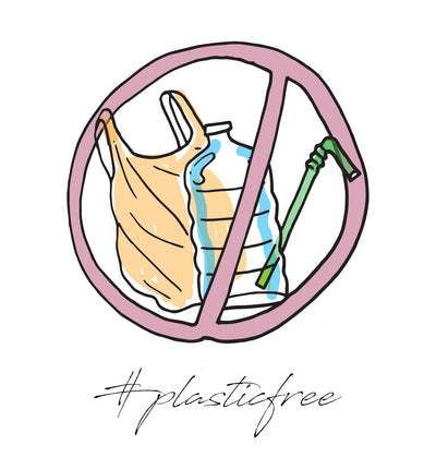 Our Top 5 Tips for #plasticfreejuly