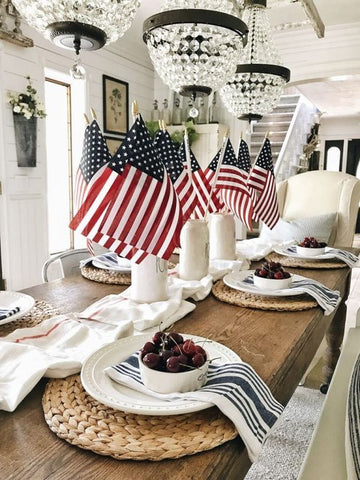 LA Relaxed | Made well in Los Angeles | 4th of July Pinterest