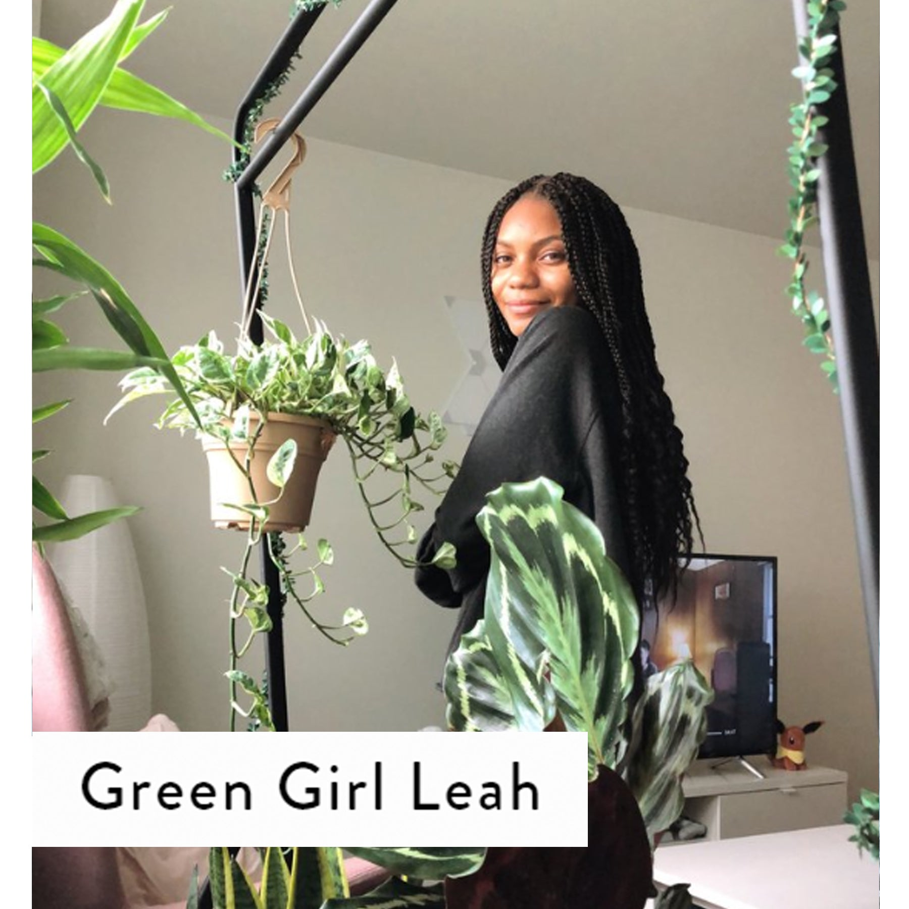 Green Girl Leah | Sustainable Clothing by LA Relaxed