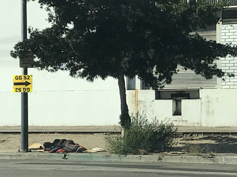 Homelessness in LA | DTLA