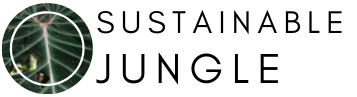 Sustainable Jungle logo | LA Relaxed